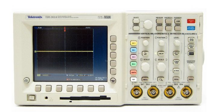 LAN Module Tektronix TDS3EM TDS3000 series Oscilloscope RS-232