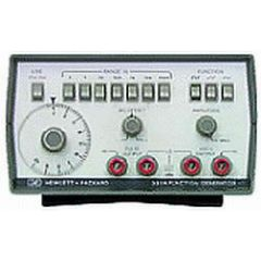 3311A HP Function Generator
