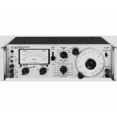 333A Agilent Distortion Analyzer