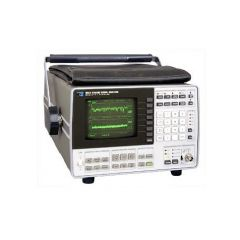 3561A Agilent Signal Analyzer