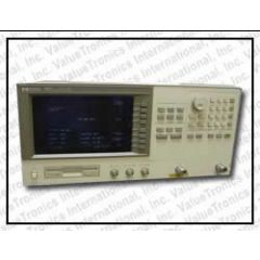 4352A Agilent Analyzer