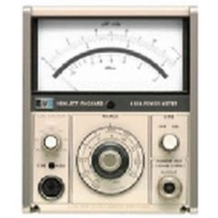 435A Agilent RF Power Meter