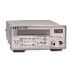 437B Agilent RF Power Meter