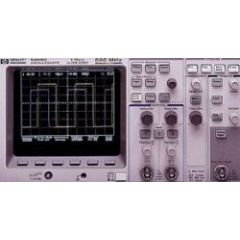 54616C Agilent Digital Oscilloscope
