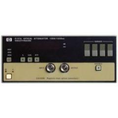 8157A Agilent Optical Attenuator