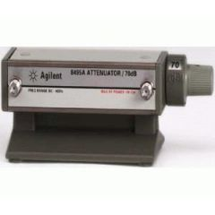 8495A Agilent Step Attenuator