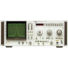 8569B Agilent Spectrum Analyzer