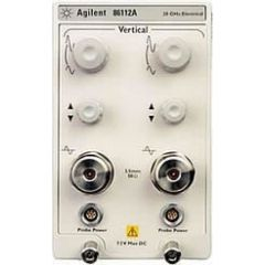 86112A Agilent Fiber Optic Equipment