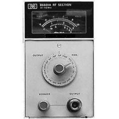 86601A Agilent RF Generator