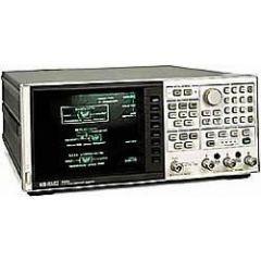 8702A Agilent Optical Analyzer