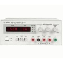 E3630A Agilent DC Power Supply