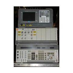 E5501B Agilent Analyzer
