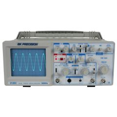 2120C BK Precision Analog Oscilloscope
