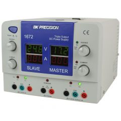 1672 BK Precision DC Power Supply