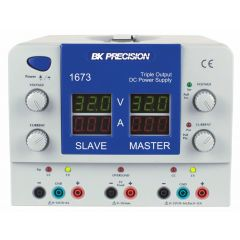 1673 BK Precision DC Power Supply