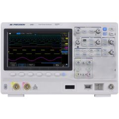 2566 BK Precision Digital Oscilloscope