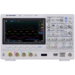 2567 BK Precision Digital Oscilloscope