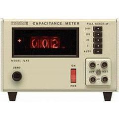 72AD Boonton Capacitance Meter