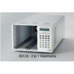 6312A Chroma DC Electronic Load Mainframe