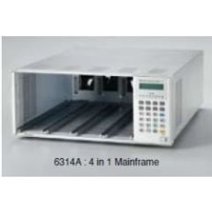 6314A Chroma DC Electronic Load Mainframe