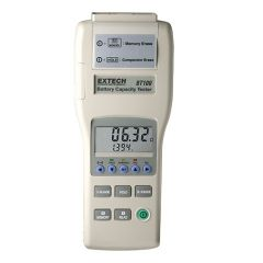 BT100 Extech Battery Analyzer
