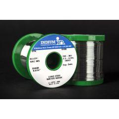 52536-0113 Indium Wire Solder