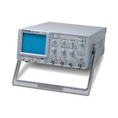 GOS-6200 Instek Analog Oscilloscope