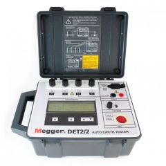 DET2/2 (250202) Megger Ground Tester
