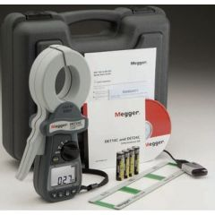 DET24C Megger Clamp-On Earth Ground Resistance Testers