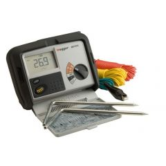 DET3TC Megger Digital Ground Tester