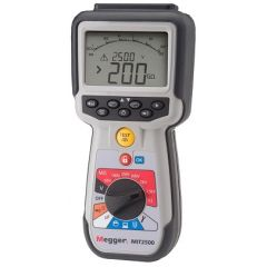 MIT2500 Megger Insulation Tester