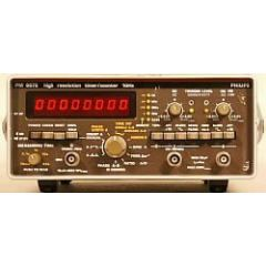PM6672 Philips Frequency Counter