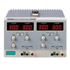 3032B Protek DC Power Supply