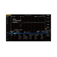 VSWR-DSA800 Rigol Software