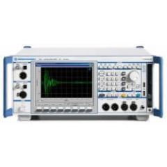 UPV Rohde & Schwarz Audio Analyzer