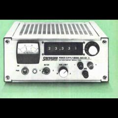 QHS20-1 Sorensen DC Power Supply