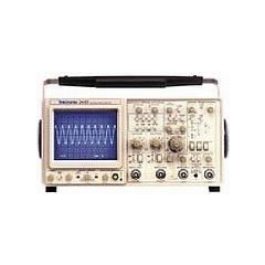 2445 Tektronix Analog Oscilloscope