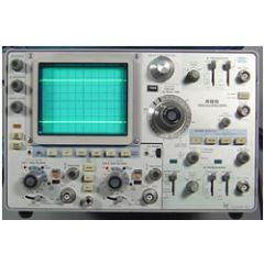 485 Tektronix Analog Oscilloscope