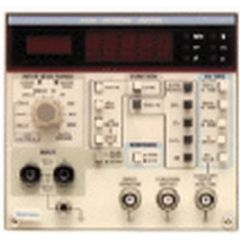 AA501 Tektronix Distortion Analyzer