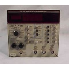 AA501A Tektronix Distortion Analyzer
