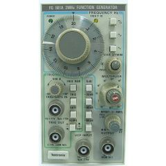 FG501A Tektronix Function Generator