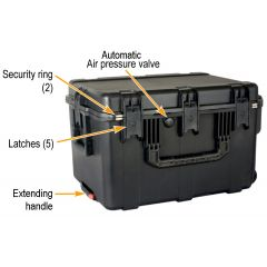 HC5 Tektronix Case