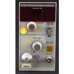 SG503 Tektronix RF Generator