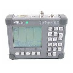 S113 Wiltron Cable and Antenna Analyzer