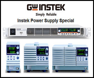 Instek Power Supply Special
