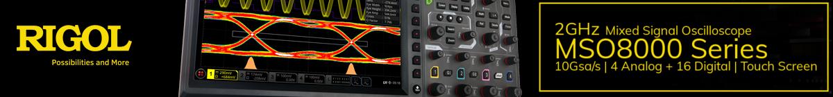 Rigol MSO8000 Series