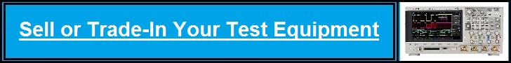 Sell Test Equipment