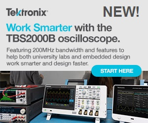 Tektronix TBS2000B Series