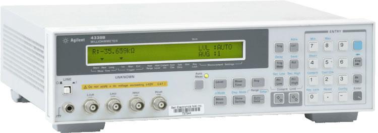 Image of Agilent-HP-4338B by Valuetronics International Inc