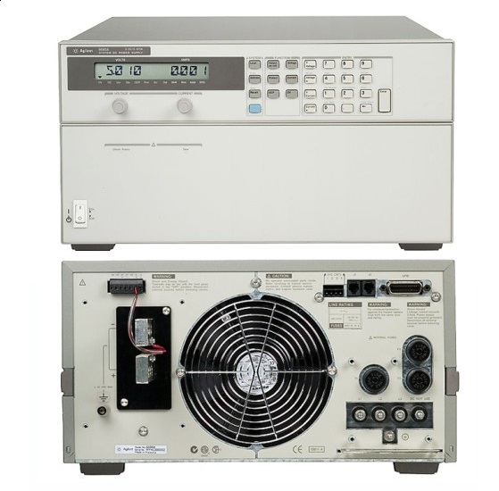 Image of Agilent-HP-6680A by Valuetronics International Inc